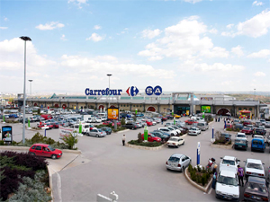 Carrefour Ankara, Turkey