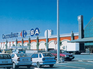 Carrefour Bayrampasa, Turkey