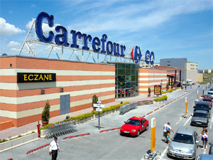 Carrefour Haramidere, Turkey